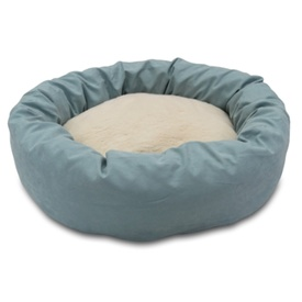 Snooza Cuddler Dog Bed with Woolly Cushion