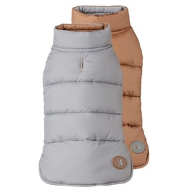 Fab Dog Reversible Puffer Vest for Medium-Large Dogs