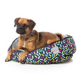 "FuzzYard Reversible Dog Bed - ""Sugar Rush"""