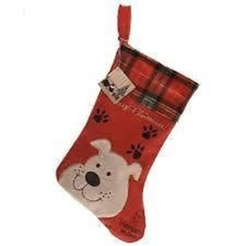 Hamish McBeth Dog Christmas Stocking