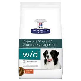 Hills Prescription Diet Canine W/D Weight Management Dry Dog Food