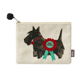 Mozi Essentials Dog print Coin Purse and Tidy Bag