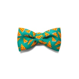"Zee Dog Bow Tie for Cats or Dogs - ""NYC Pizza"" *Limited Edition*"