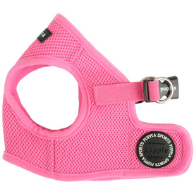 Puppia Soft Step-in Vest Harness - Pink