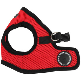 Puppia Soft Step-in Vest Harness - Red