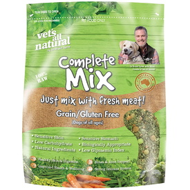 Vets all Natural Grain Free Complete Mix for Dogs