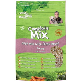 "Vets all Natural Complete Mix ""Muesli"" for Puppies up to 2 years"