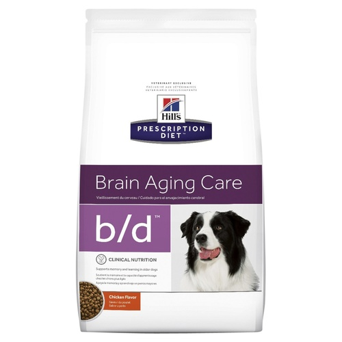 Hills Prescription Diet Canine b/d Healthy Aging & Alertness Dry 7.98KG