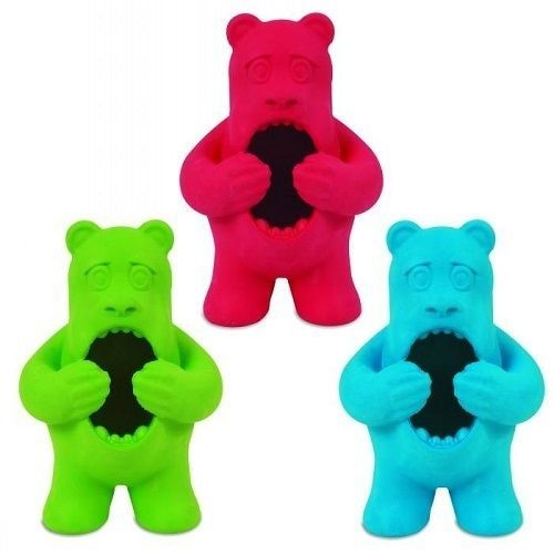 JW PLAYBITES TREAT BEAR - Small/Medium Dog Toy
