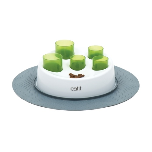 Catit Cat Water Fountain And Food Bowl