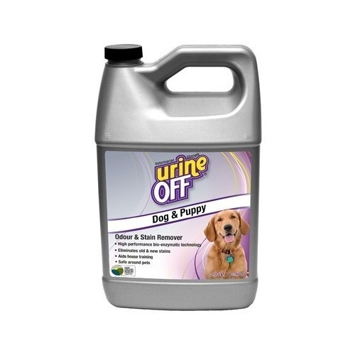 Urine Off Odour & Stain Remover Spray for Dog & Puppy Pee - 3.78 litre