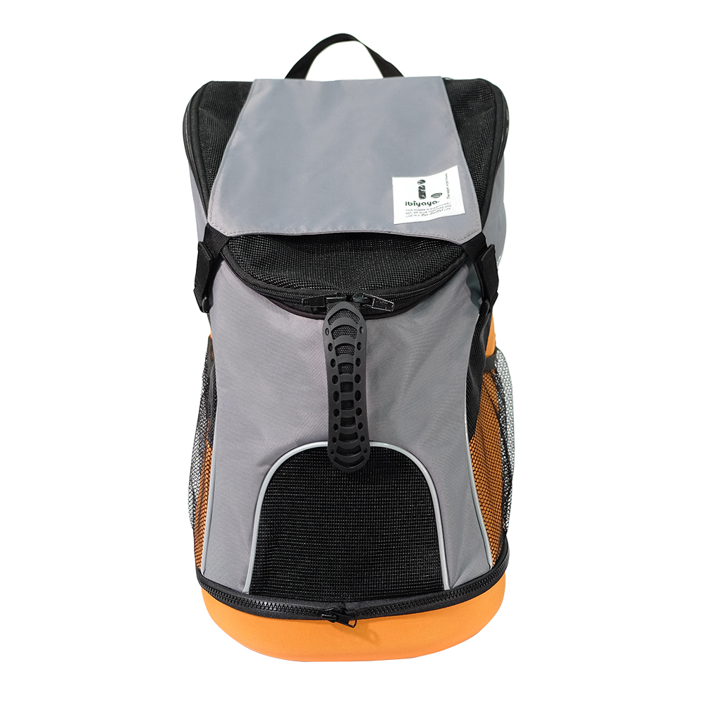 Ibiyaya Ultralight Backpack Carrier - Light Grey image 0