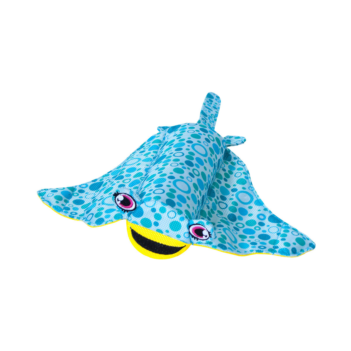 Outward Hound Floatiez Stingray Floating Squeaker Dog Toy image 0