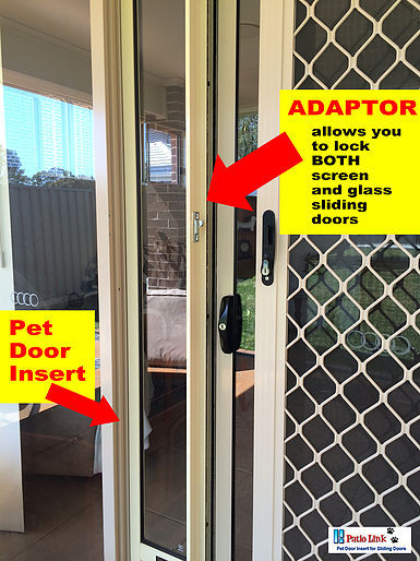 Patiolink pet door insert for sliding doors patio link pet door insert how does it work planetlyrics Images