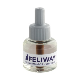 Feliway Calming Pheromone for Cats - 48ml Refill Bottle for Plug in Diffuser image 0