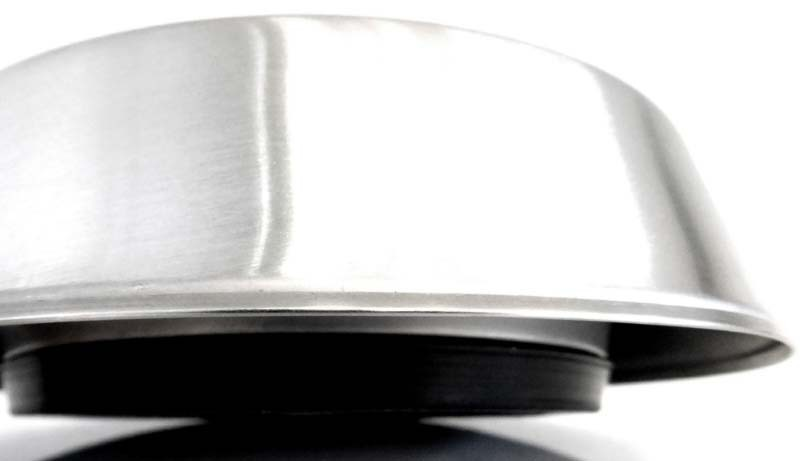 Ant-Free Stainless Steel Pet Food Bowl image 1