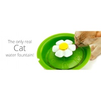 Catit 2.0 Flower Water Fountain for Cats & Dogs - 3 litres image 1