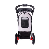 Ibiyaya Turbo Pet Jogger & Stroller - Black image 1