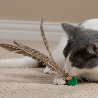 Da Bird Kitty Kopter - Feather Cat Toy image 1
