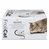 FroliCat Rolorat Automatic Interactive Cat Teaser Toy image 1