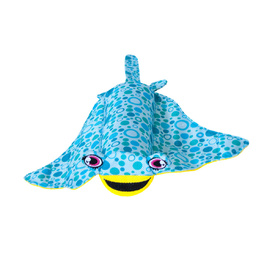 Outward Hound Floatiez Stingray Floating Squeaker Dog Toy image 2