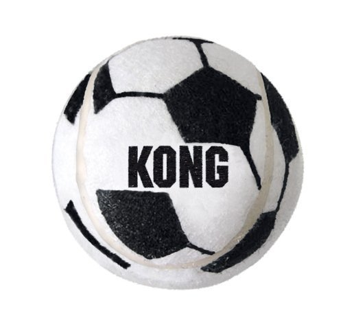KONG Sport Tennis Balls Dog Toys in Assorted Sport Codes image 3