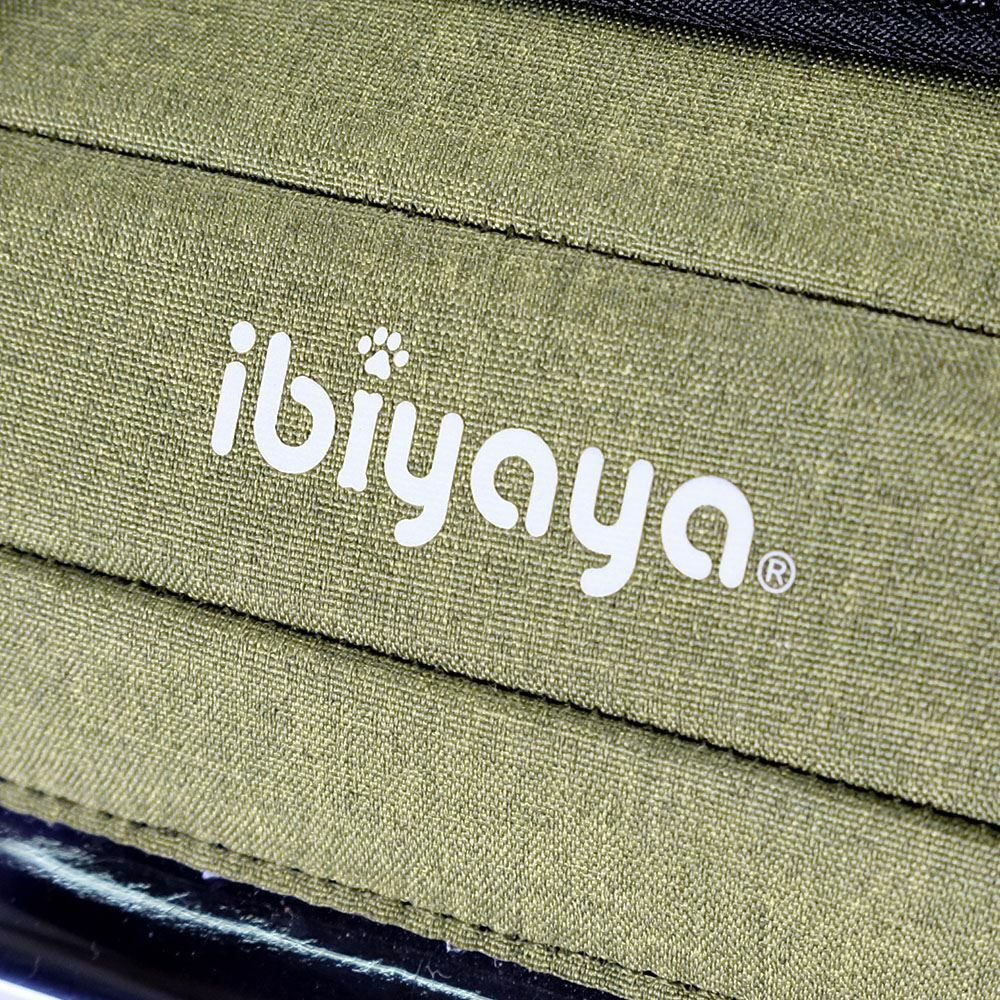 Ibiyaya Portico Deluxe Fabric Pet Carrier Cat & Dog Transporter image 4