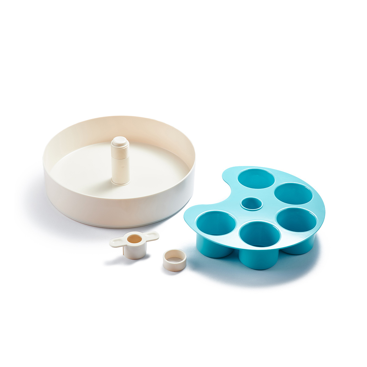 SPIN Interactive Adjustable Slow Feeder for Cats and Dogs - Cups image 6