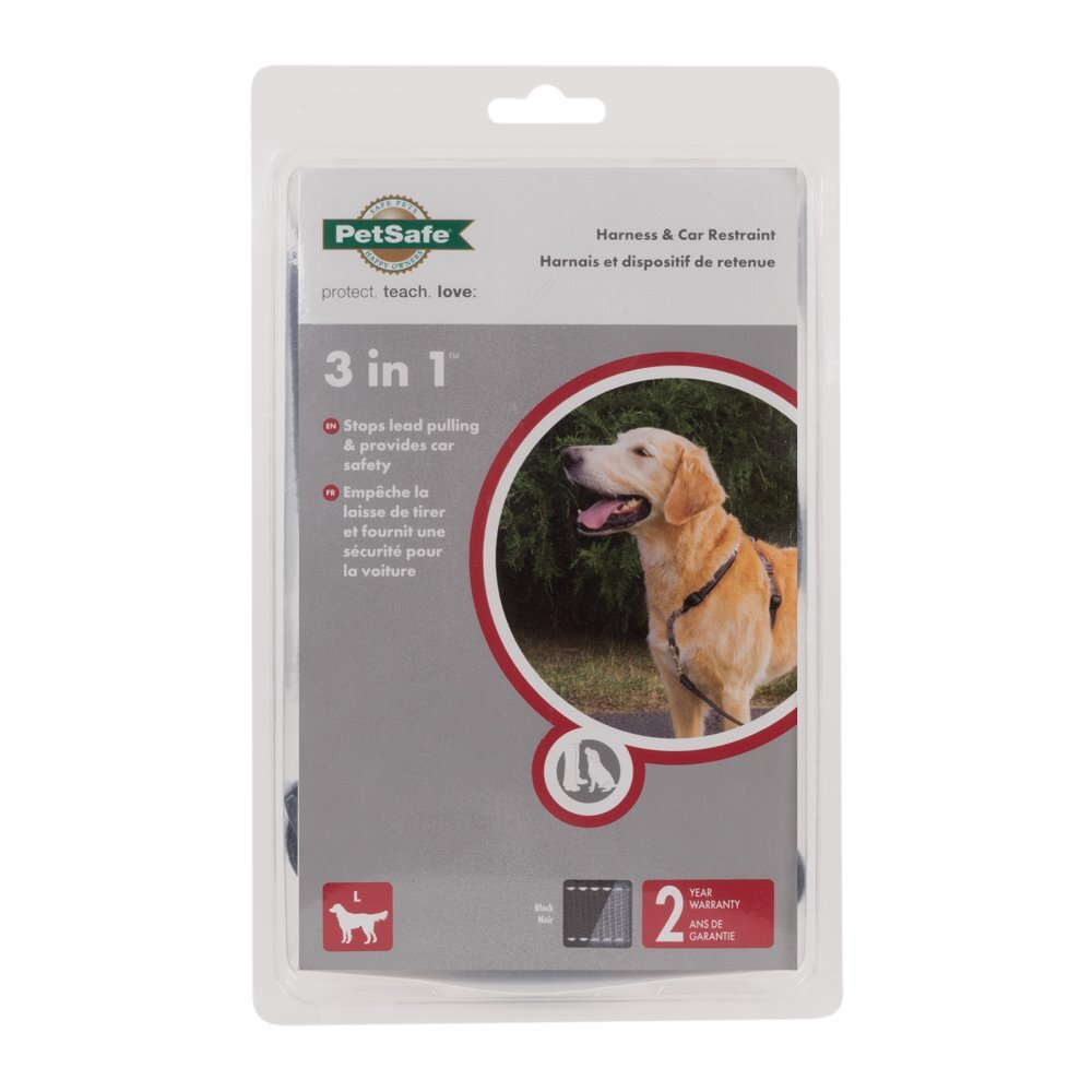 Petsafe 3-in-1 Anti-Pulling Dog Harness and Car Safety Restraint image 6