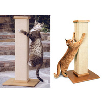 SmartCat Ultimate Heavy-Duty Sisal Cat Scratch Post image 5