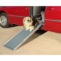 Happy Ride (Solvit) Deluxe Non-Slip Telescopic Pet Ramp - 2 Sizes image 7