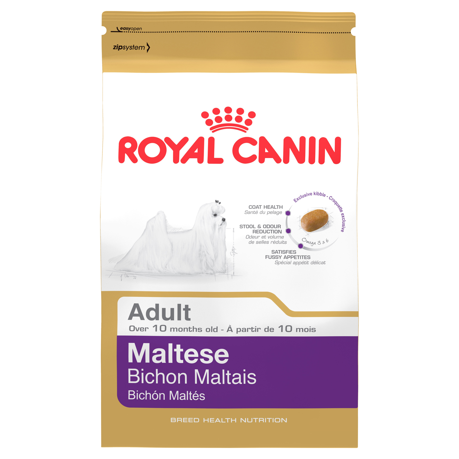 royal canin dry dog food for maltese adult dogs. Black Bedroom Furniture Sets. Home Design Ideas