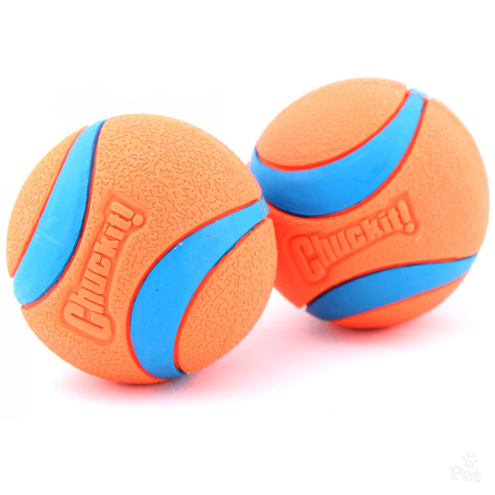 Chuckit! Ultra Ball for Dog Ball Launcher Super Bouncey