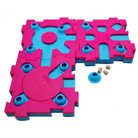 "Nina Ottosson ""MixMax C"" Advanced Interactive Cat Puzzle Toy"