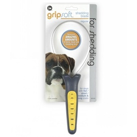 Gripsoft Shedding Blade for Dogs