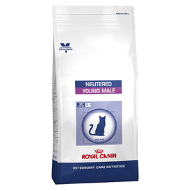 Royal Canin Feline Neutered Young Male Prescription Dry Cat Food