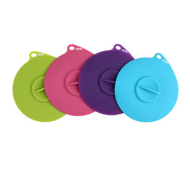 Popware silicone Pet Food lid for cans