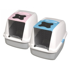 "Catit ""Clean"" Covered & Lockable Cat Litter Pan with Removable Cover"