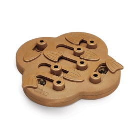 Nina Ottosson Smart Interactive Dog Toy - Dog Hide N Slide in Wooden Composite