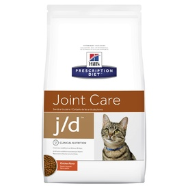 Hills Prescription Diet Feline J/D Mobility Dry Cat Food 3.86kg