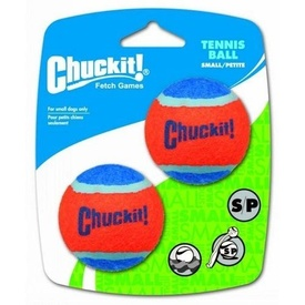 Chuckit! Small Tennis Ball - 2 pack Dog Toys