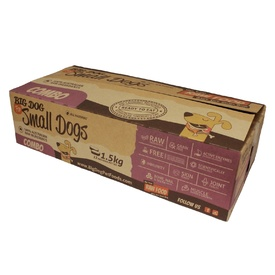 Big Dog Frozen Raw Food for Small Dog - Combo 1.5kg - IN STORE ONLY