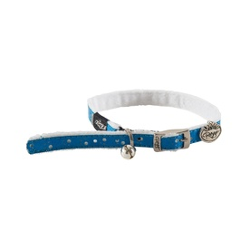 Rogz Catz TrendyCat Buckle Cat Collar - Blue