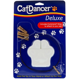 Cat Dancer Deluxe Cat Teaser on a Wire with Wall Attachment