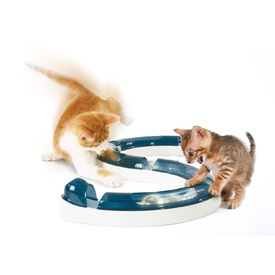 Catit Senses Cat & Kitten Play Circuit Interactive Toy