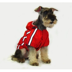Reflective Jacket Rain Coat with Reflective Stripes by Dog Bless You
