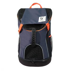 Ibiyaya Ultralight Backpack Pet Carrier - Navy Blue