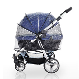 Ibiyaya Universal Raincover for Cleo, Monarch, Gentle Giant Strollers