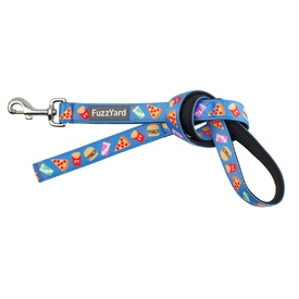 Fuzzyard Neoprene Dog Lead with Stainless Steel Hook - Supersize Me