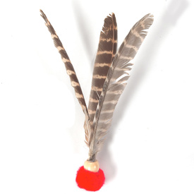 Da Bird Kitty Kopter - Feather Cat Toy
